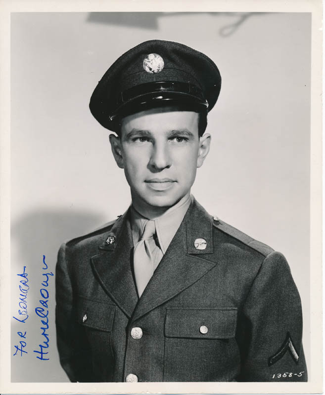 Image 1 for Hume Cronyn - Autographed Inscribed Photograph - HFSID 320691
