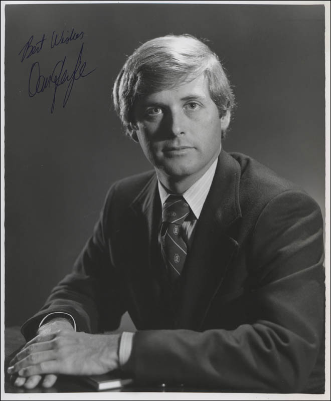 Image 1 for Vice President Dan (James Danforth) Quayle - Autographed Signed Photograph - HFSID 320811