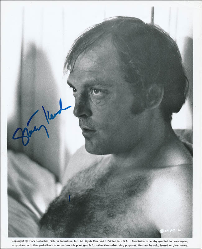 Image 1 for Stacy Keach - Autographed Signed Photograph - HFSID 320840