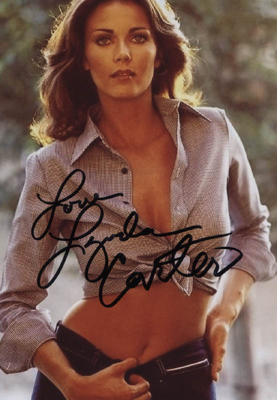 Image 1 for Lynda Carter - Autographed Signed Photograph - HFSID 320971