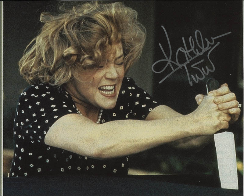 Image 1 for Kathleen Turner - Autographed Signed Photograph - HFSID 321076