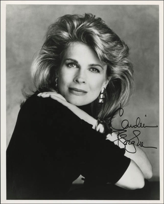 Image 1 for Candice Bergen - Autographed Signed Photograph - HFSID 321096