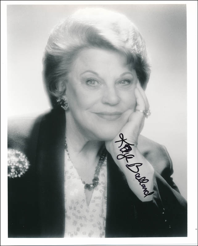 Image 1 for Kaye Ballard - Autographed Signed Photograph - HFSID 321294