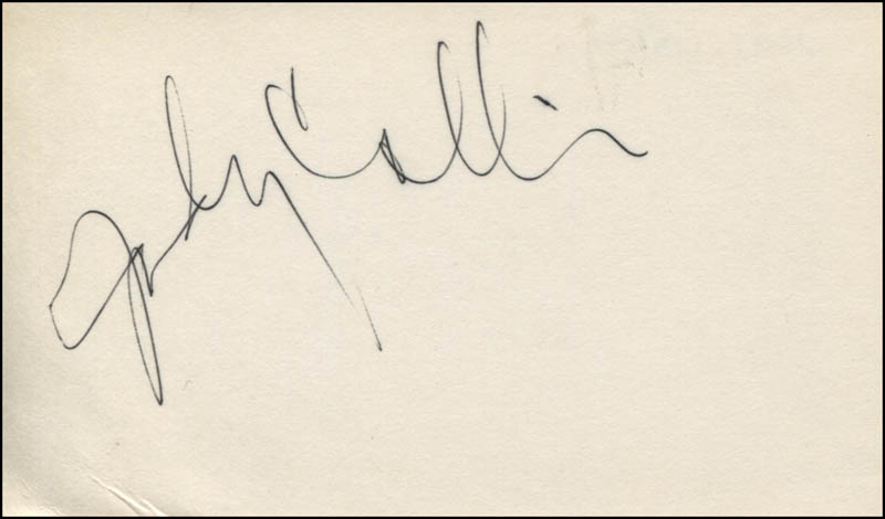 Image 1 for Judy Collins - Autograph - HFSID 321376
