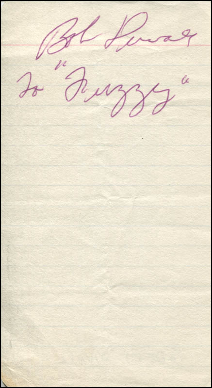 Image 1 for Robert Duvall - Inscribed Signature - HFSID 321390