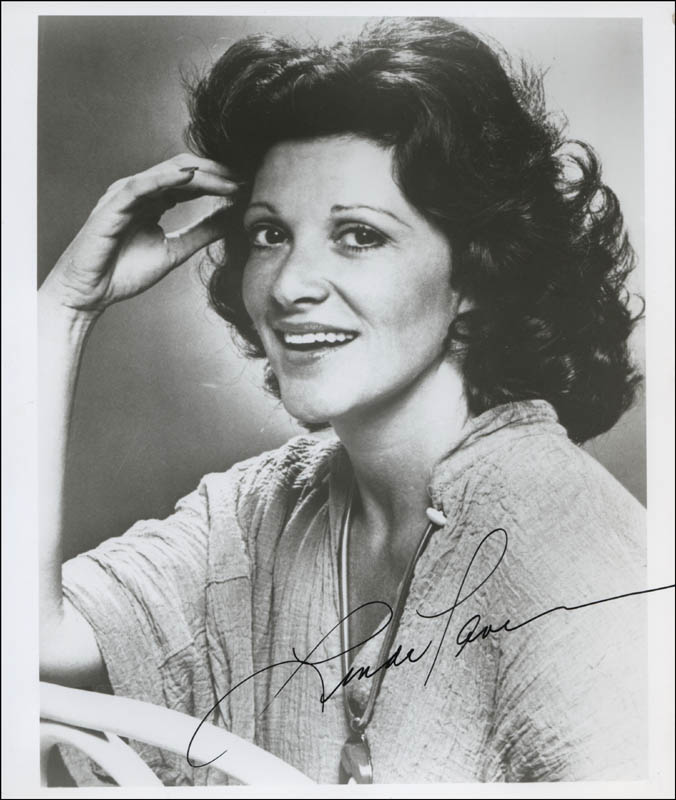 Image 1 for Linda Lavin - Autographed Signed Photograph - HFSID 321708