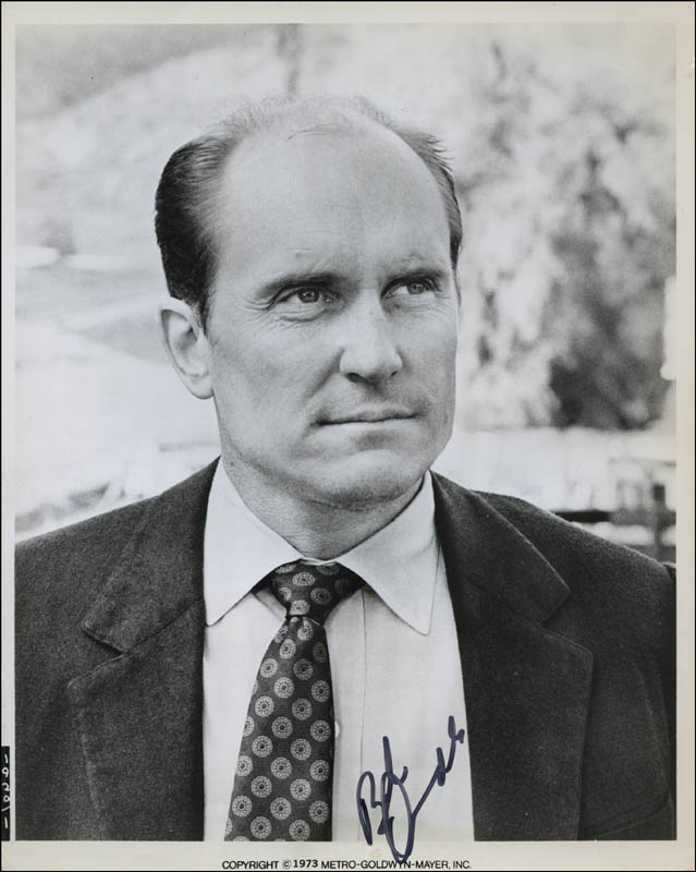 Image 1 for Robert Duvall - Autographed Signed Photograph - HFSID 321736