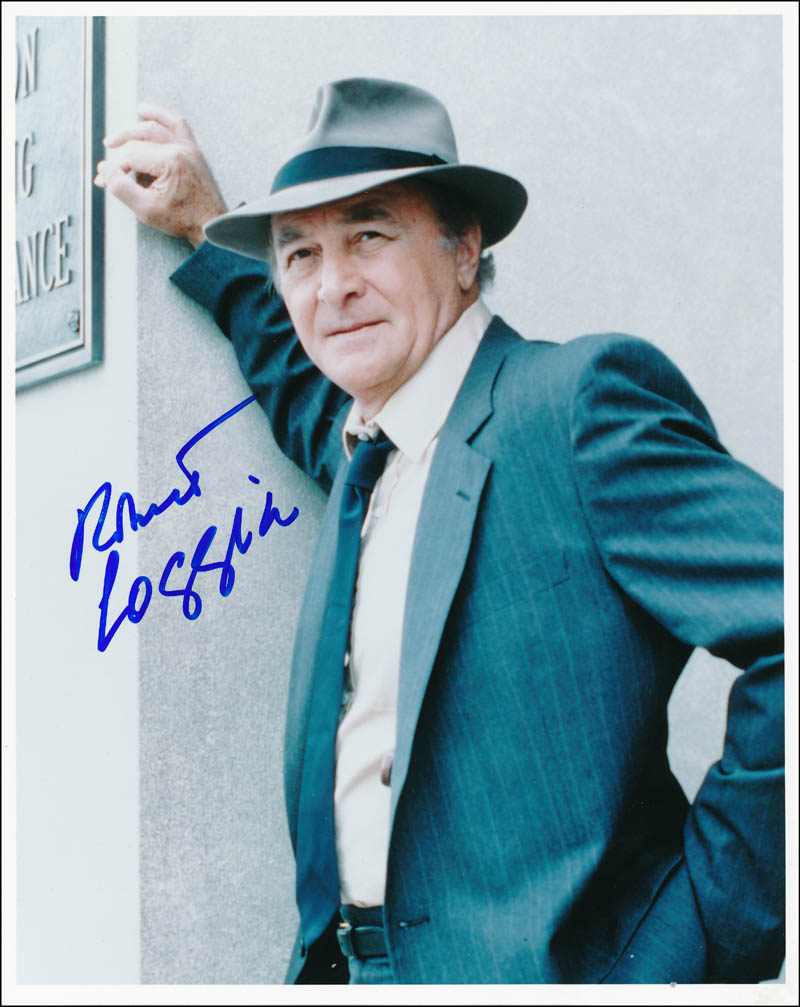 Image 1 for Robert Loggia - Autographed Signed Photograph - HFSID 321744