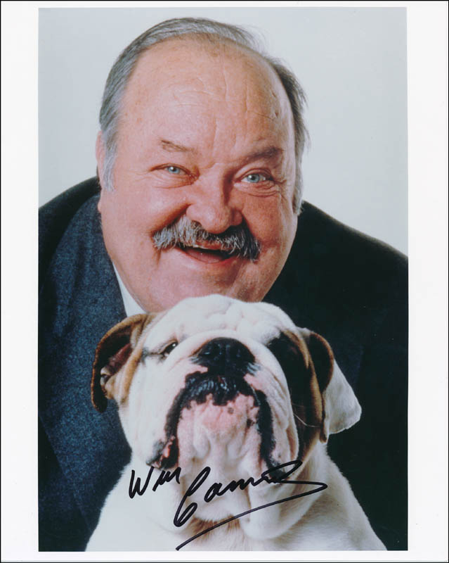 Image 1 for William Conrad - Autographed Signed Photograph - HFSID 321777