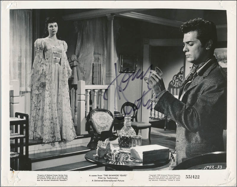 Image 1 for Tony Curtis - Autographed Signed Photograph - HFSID 321940