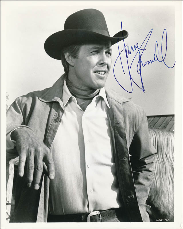 Image 1 for Harve Presnell - Autographed Signed Photograph - HFSID 322091