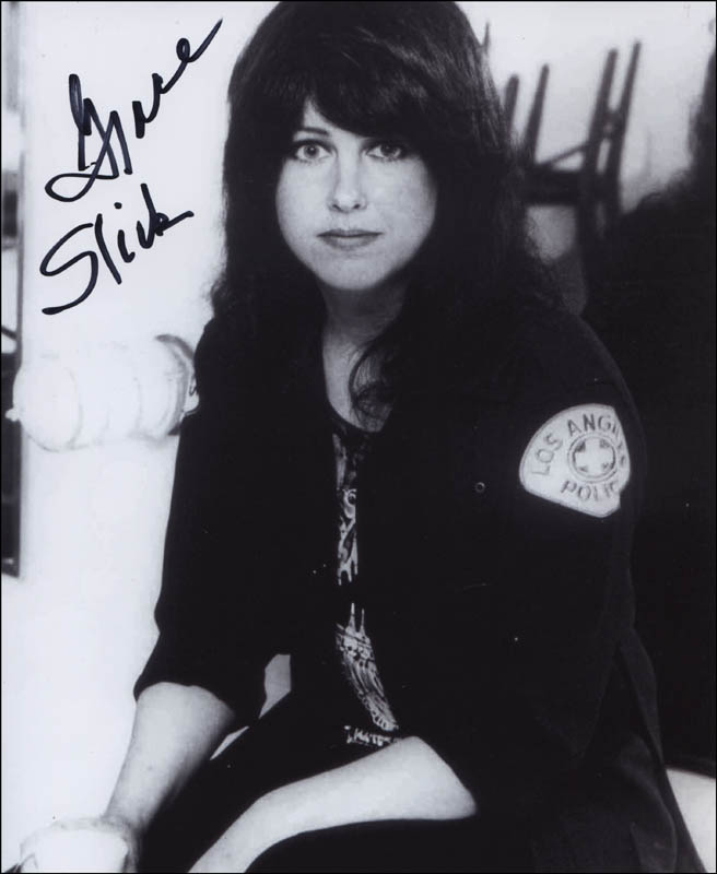 Image 1 for Jefferson Airplane (Grace Slick) - Autographed Signed Photograph - HFSID 322205