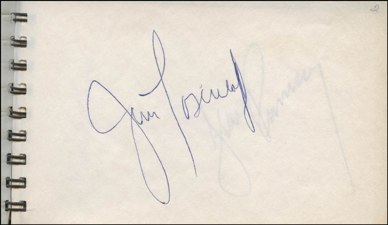 Image 3 for Boston Celtics - Autograph with co-signers - HFSID 322346