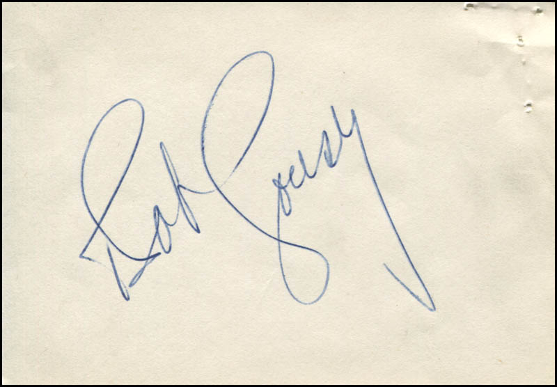 Image 1 for Bob Cousy - Autograph - HFSID 322350