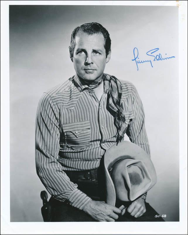 Image 1 for James 'Jimmy' Ellison - Autographed Signed Photograph - HFSID 322461