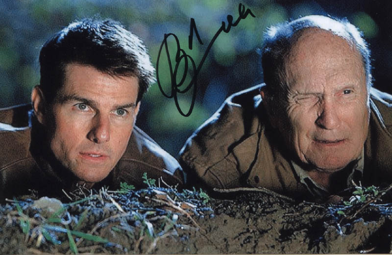 Image 1 for Robert Duvall - Autographed Signed Photograph - HFSID 322708