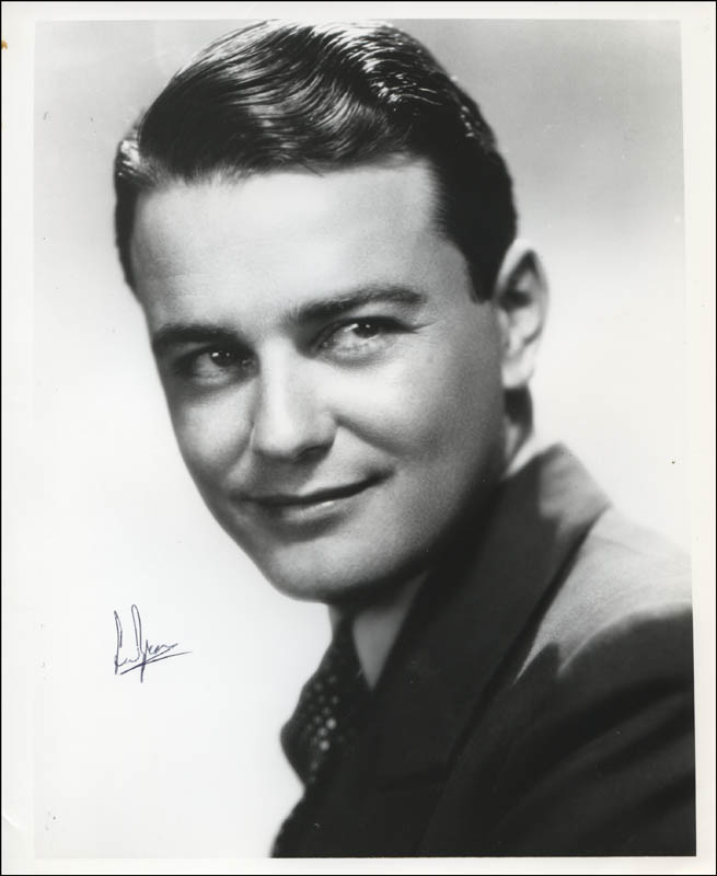 Image 1 for Lew Ayres - Autographed Signed Photograph - HFSID 322844