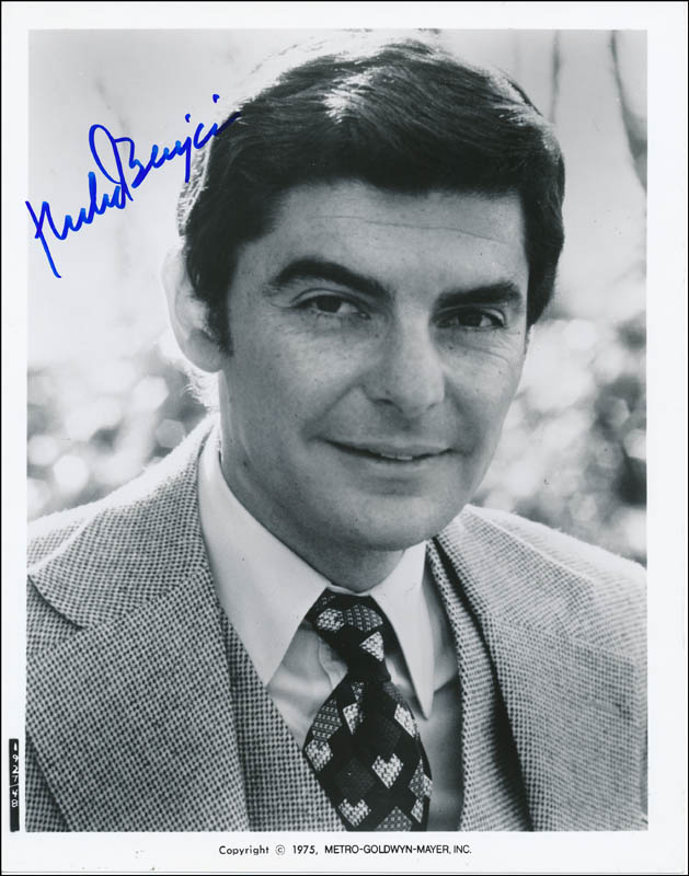 Image 1 for Richard Benjamin - Autographed Signed Photograph - HFSID 323000