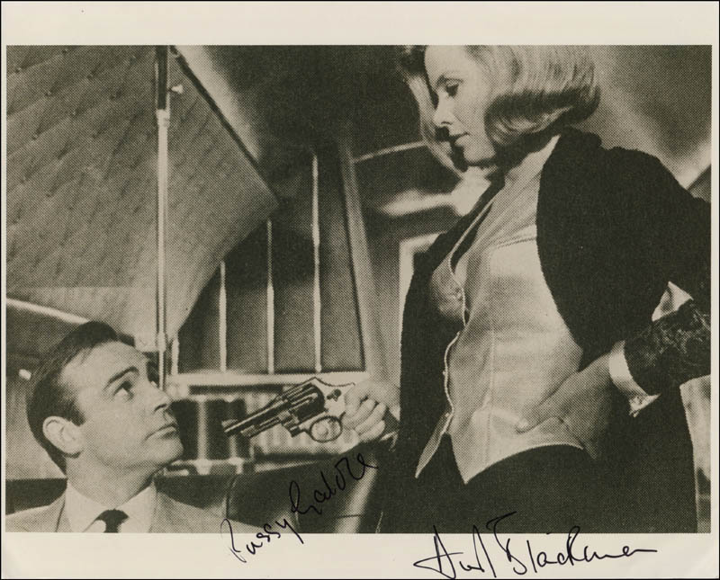 Image 1 for Honor Blackman - Autographed Signed Photograph - HFSID 323046