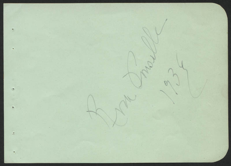 Image 3 for Charles 'Buddy' Rogers - Autograph co-signed by: Rosa Ponselle - HFSID 323074