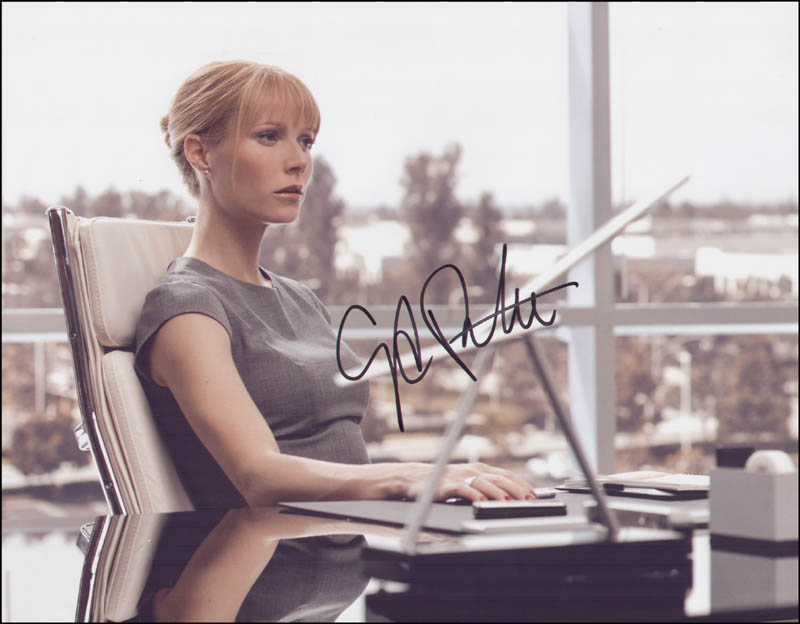 Image 1 for Gwyneth Paltrow - Autographed Signed Photograph - HFSID 323084