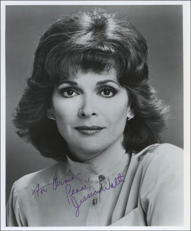 Image 1 for Jessica Walter - Autographed Inscribed Photograph - HFSID 323118