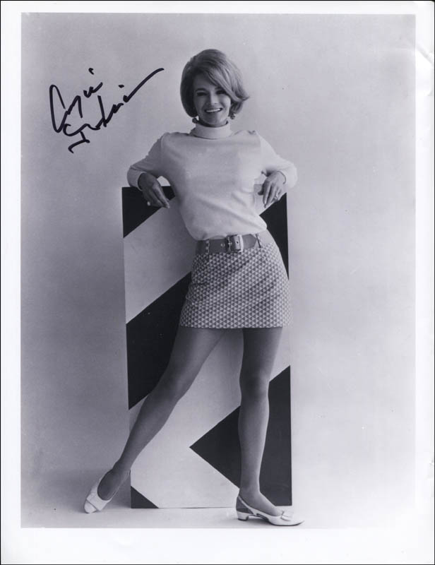 Image 1 for Angie Dickinson - Autographed Signed Photograph - HFSID 323142
