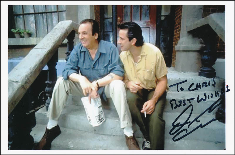 Image 1 for Danny Aiello - Autographed Inscribed Photograph - HFSID 323195