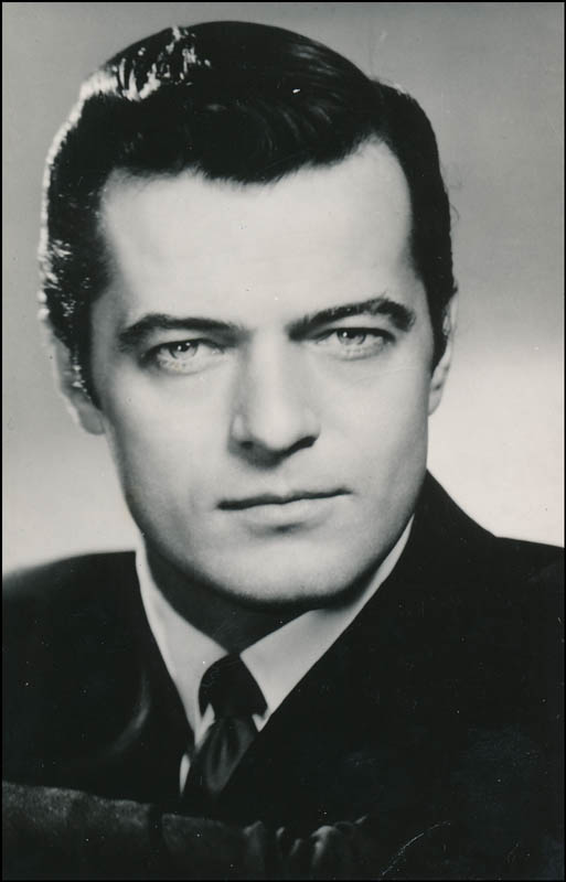 Image 3 for Robert Goulet - Inscribed Picture Postcard Signed - HFSID 323337