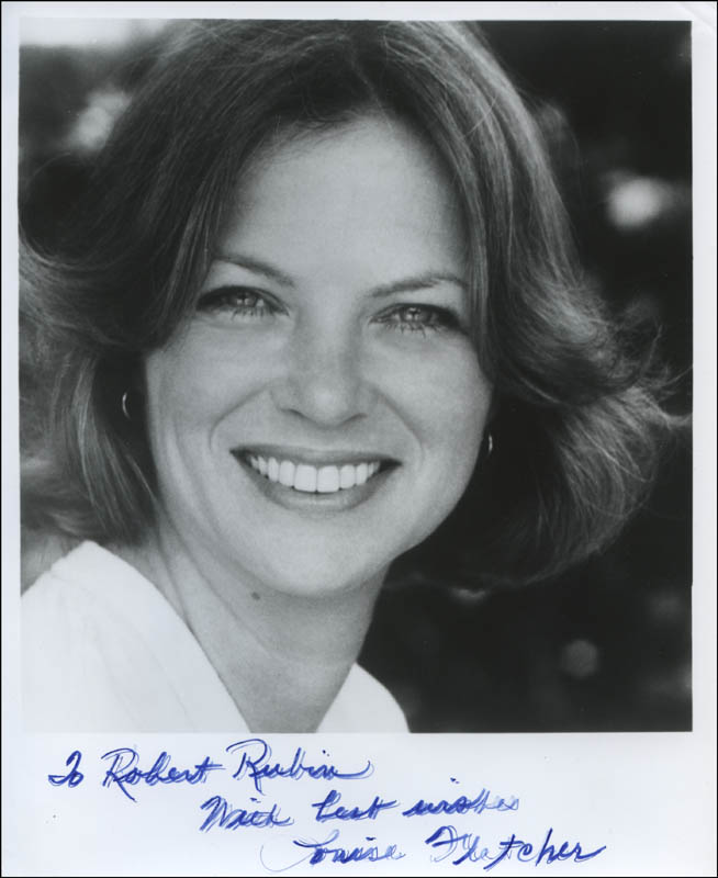 Image 1 for Louise Fletcher - Autographed Inscribed Photograph - HFSID 323468