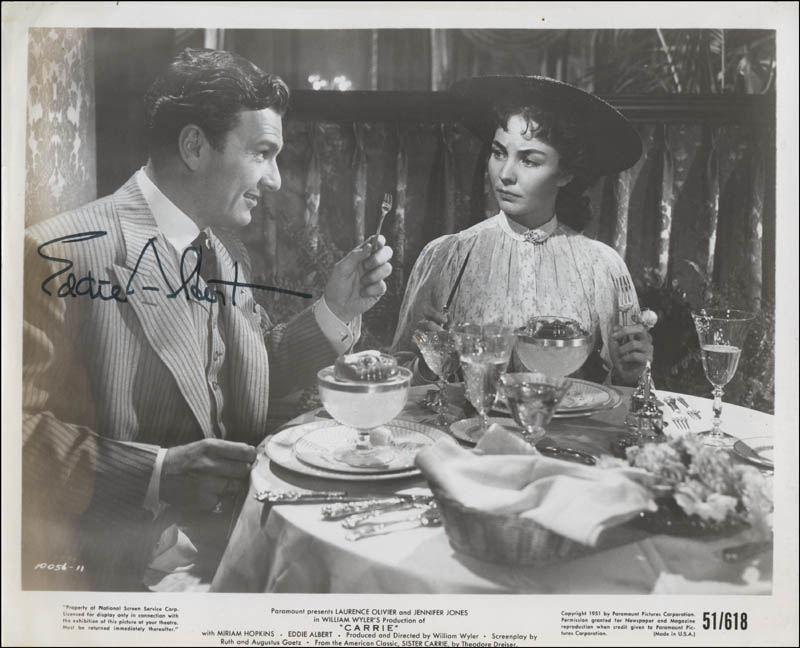 Image 1 for Eddie Albert - Printed Photograph Signed In Ink - HFSID 323478