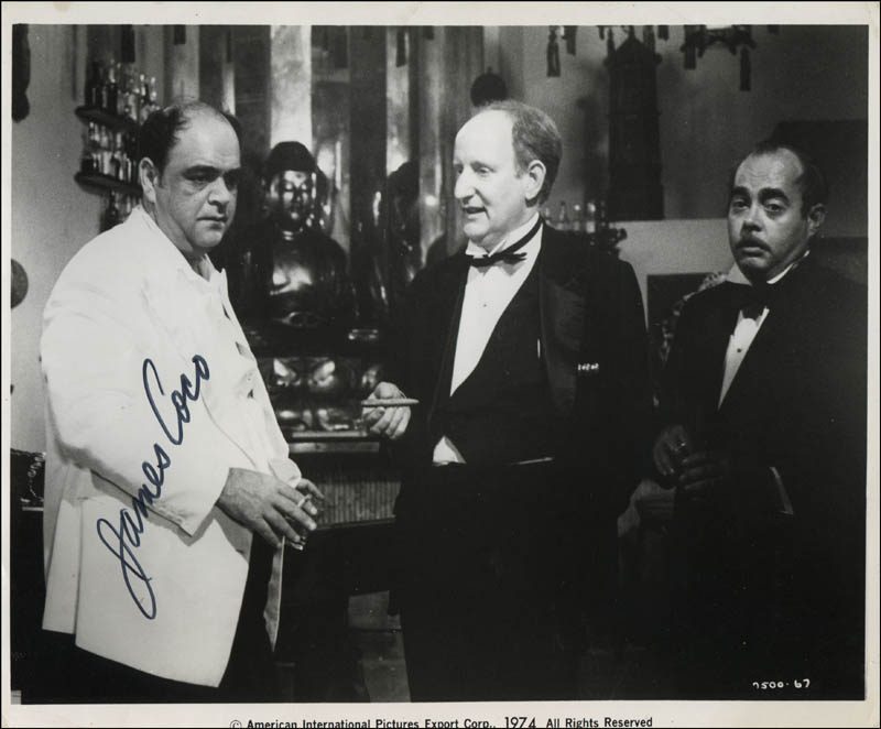 Image 1 for James 'Jimmy' Coco - Autographed Signed Photograph - HFSID 323481