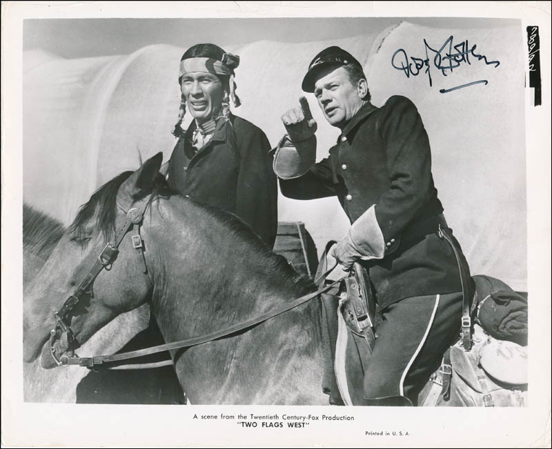 Image 1 for Joseph Cotten - Printed Photograph Signed In Ink - HFSID 323516