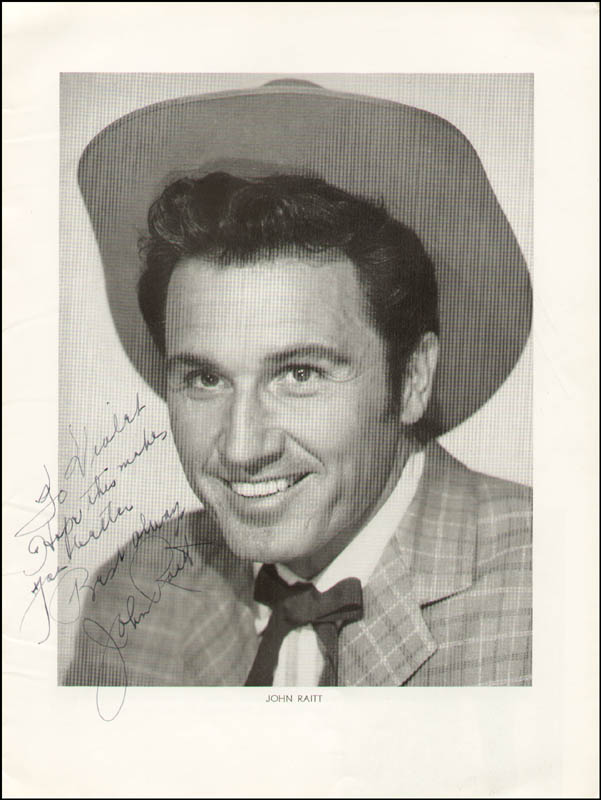 Image 3 for Destry Rides Again Play Cast - Show Bill Signed with co-signers - HFSID 323795
