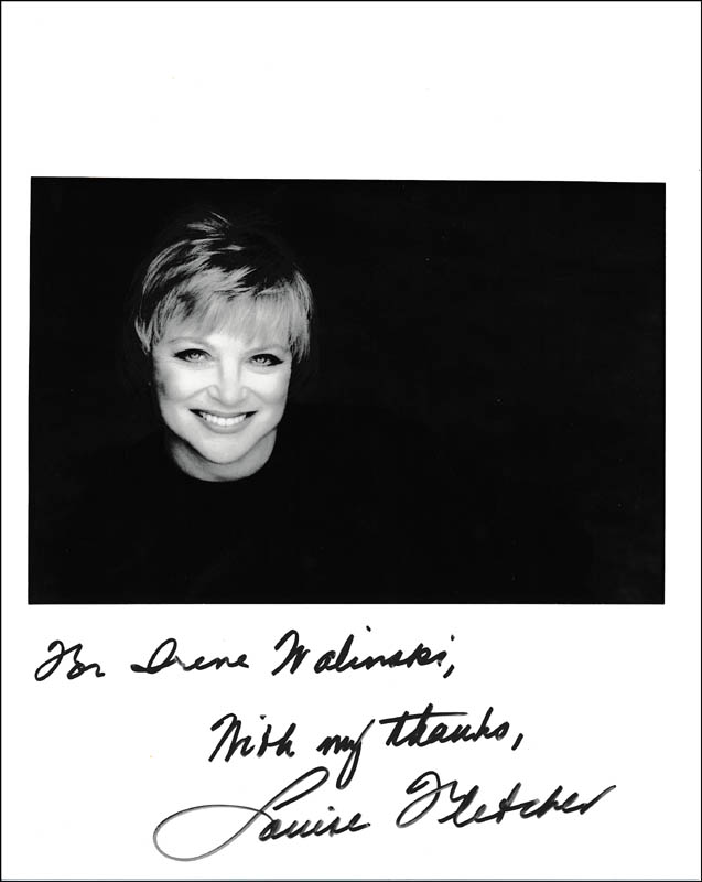 Image 1 for Louise Fletcher - Autographed Inscribed Photograph - HFSID 324076
