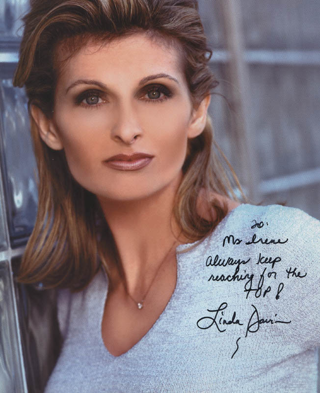 Image 1 for Linda Davis - Autographed Inscribed Photograph - HFSID 324171