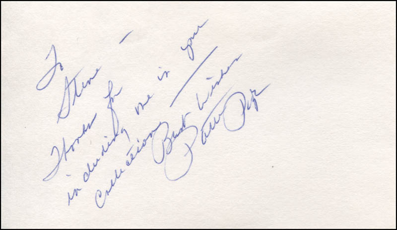 Image 1 for Patti Page - Autograph Note Signed - HFSID 324259