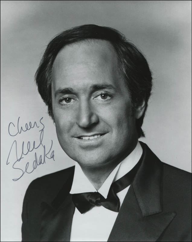 Image 1 for Neil Sedaka - Collection with Marnie Covert - HFSID 324706