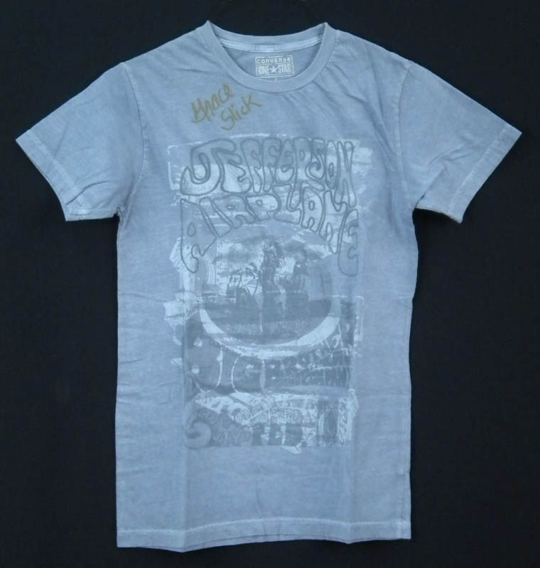 Image 1 for Jefferson Airplane (Grace Slick) - Shirt Signed - HFSID 324709
