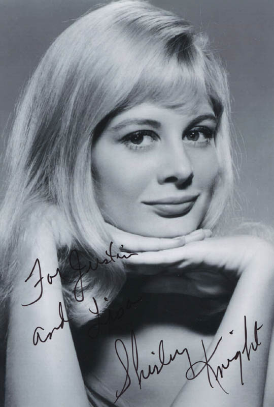 Image 1 for Shirley Knight - Autographed Inscribed Photograph - HFSID 324945