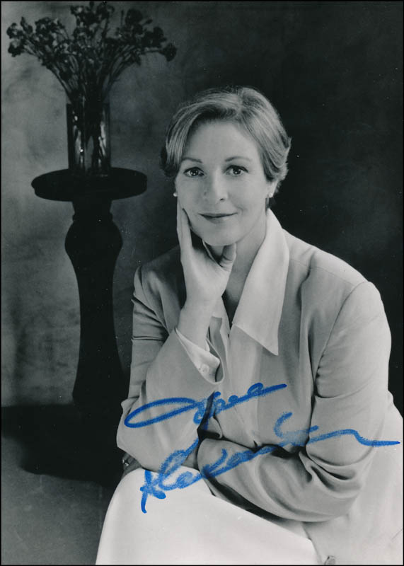 Image 1 for Jane Alexander - Autographed Signed Photograph - HFSID 325088