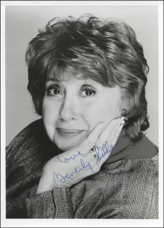 Image 1 for Beverly Sills - Autographed Signed Photograph - HFSID 325136
