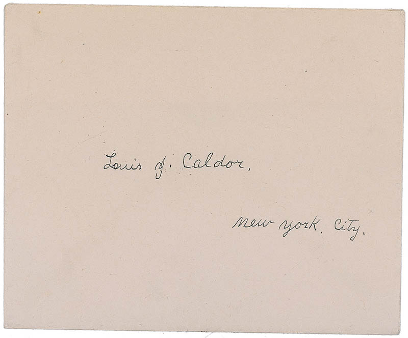 Image 4 for Grandma Moses - Christmas / Holiday Card Signed - HFSID 325173