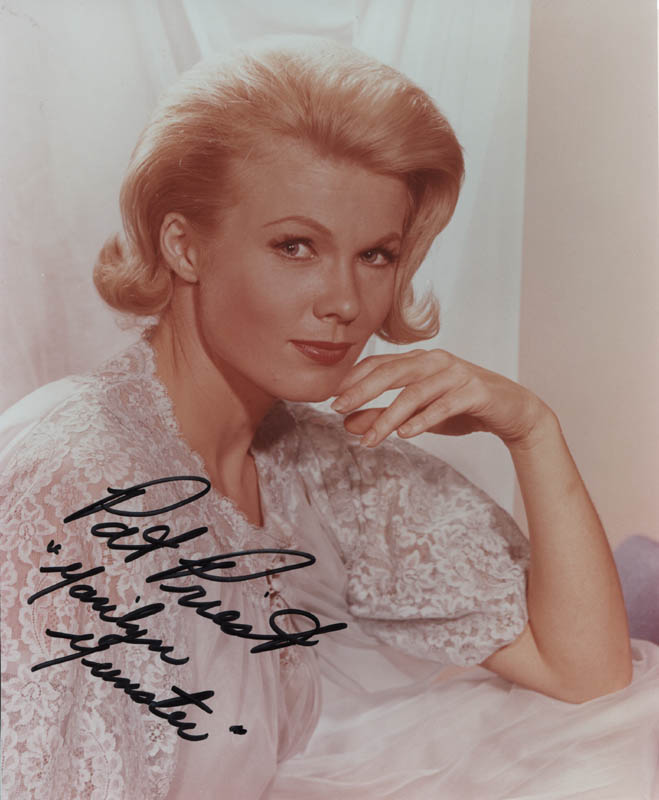 Image 1 for Pat Priest - Autographed Signed Photograph - HFSID 325241