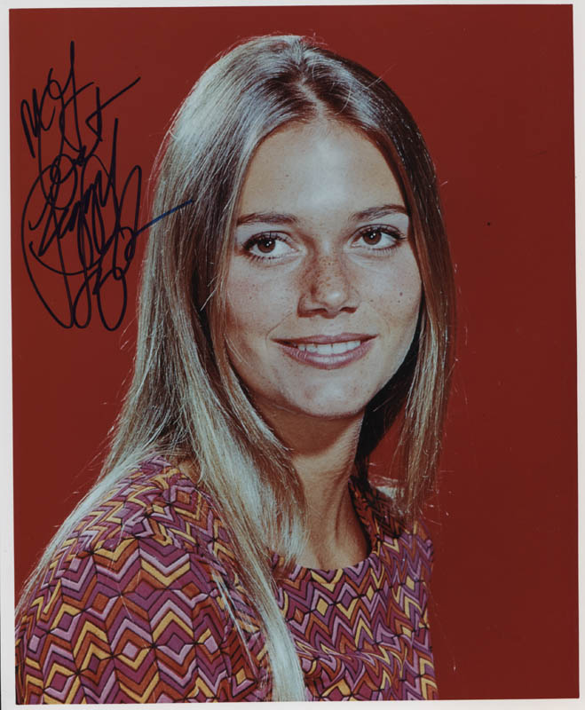 Image 1 for Peggy Lipton - Autographed Signed Photograph - HFSID 325246