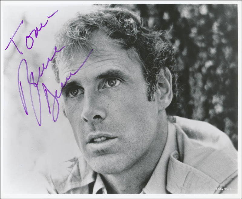 Image 1 for Bruce Dern - Autographed Inscribed Photograph - HFSID 325349