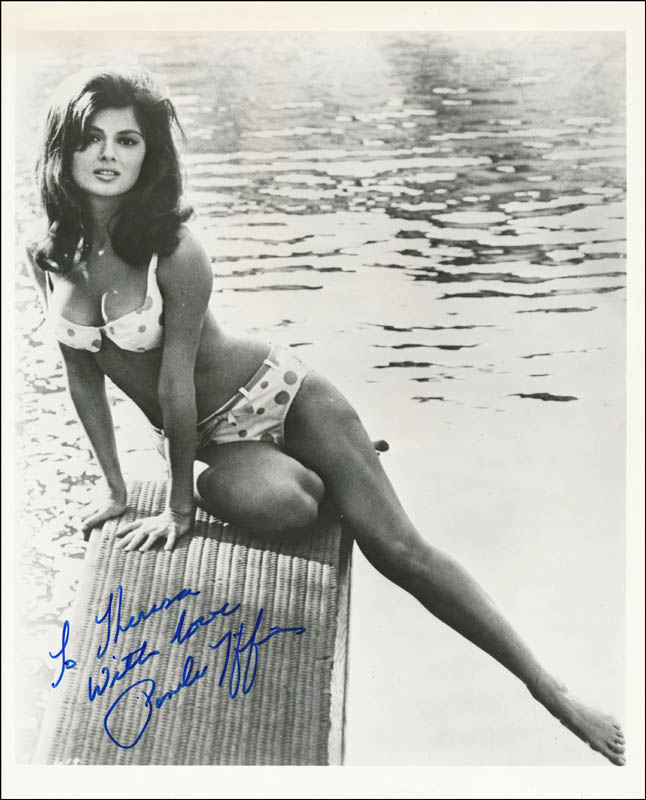 Image 1 for Pamela Tiffin - Autographed Inscribed Photograph - HFSID 325470