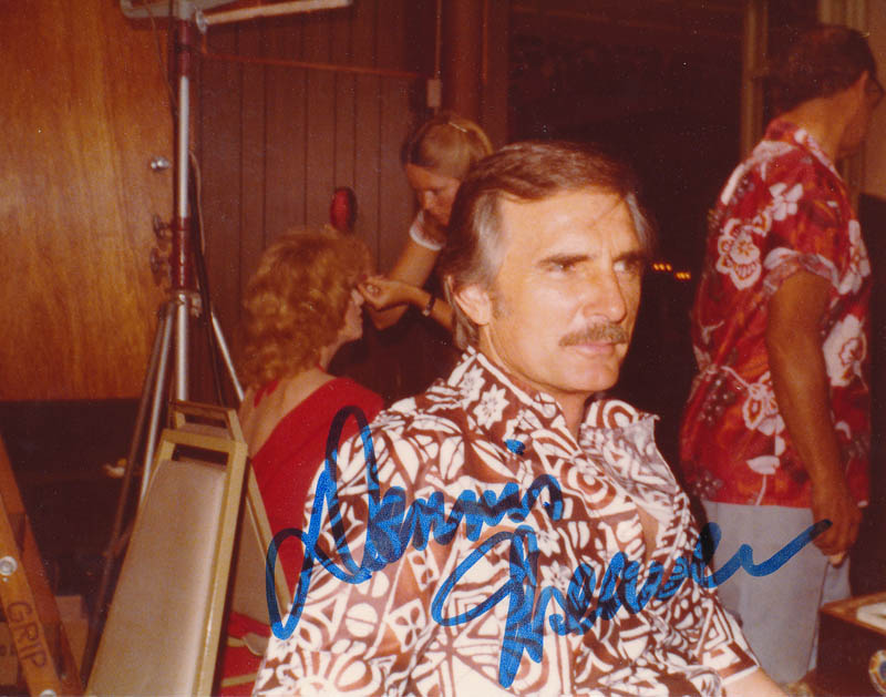 Image 1 for Dennis Weaver - Autographed Signed Photograph - HFSID 326640