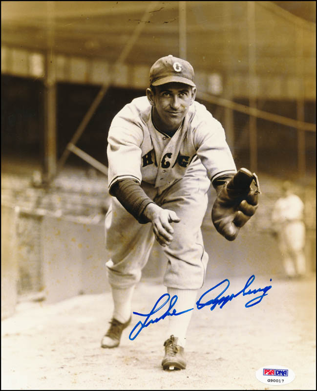 Image 1 for Luke Appling - Autographed Signed Photograph - HFSID 327097