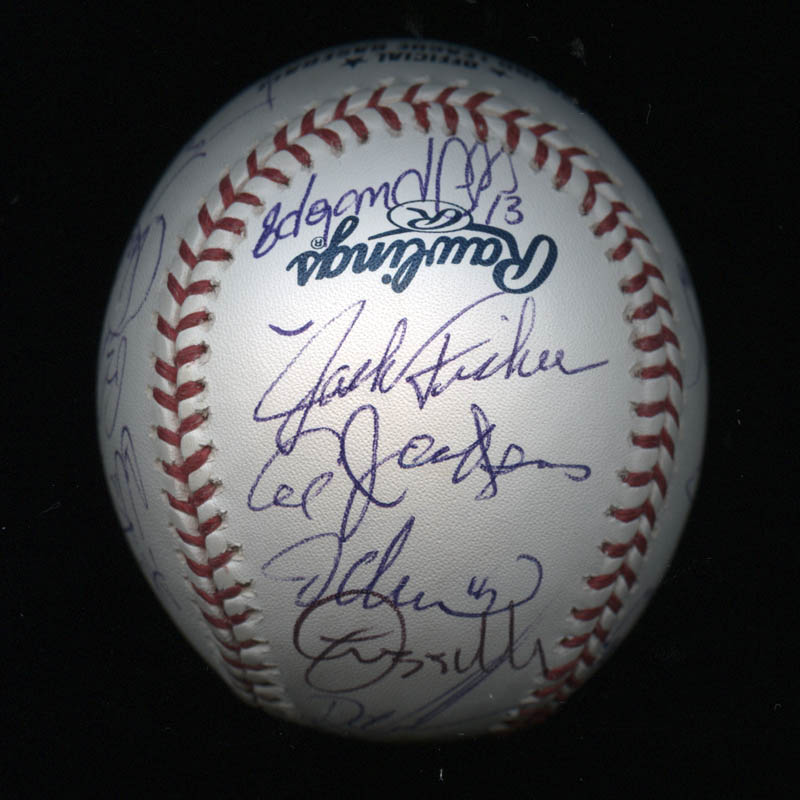 Image 4 for The New York Mets - Autographed Signed Baseball with co-signers - HFSID 327154